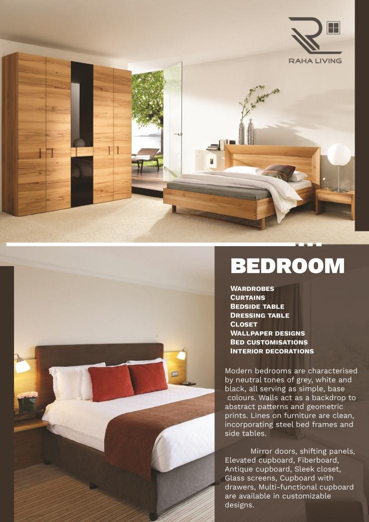 BEDROOM Raha Living Mesmerizing Design My Bedroom
